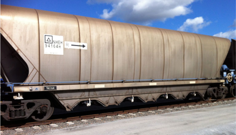 Unique Rail Wagon Doors